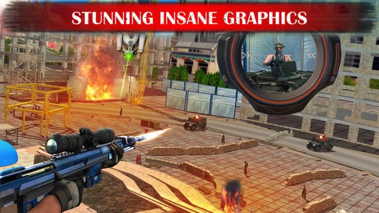 Sniper Elite Shooter