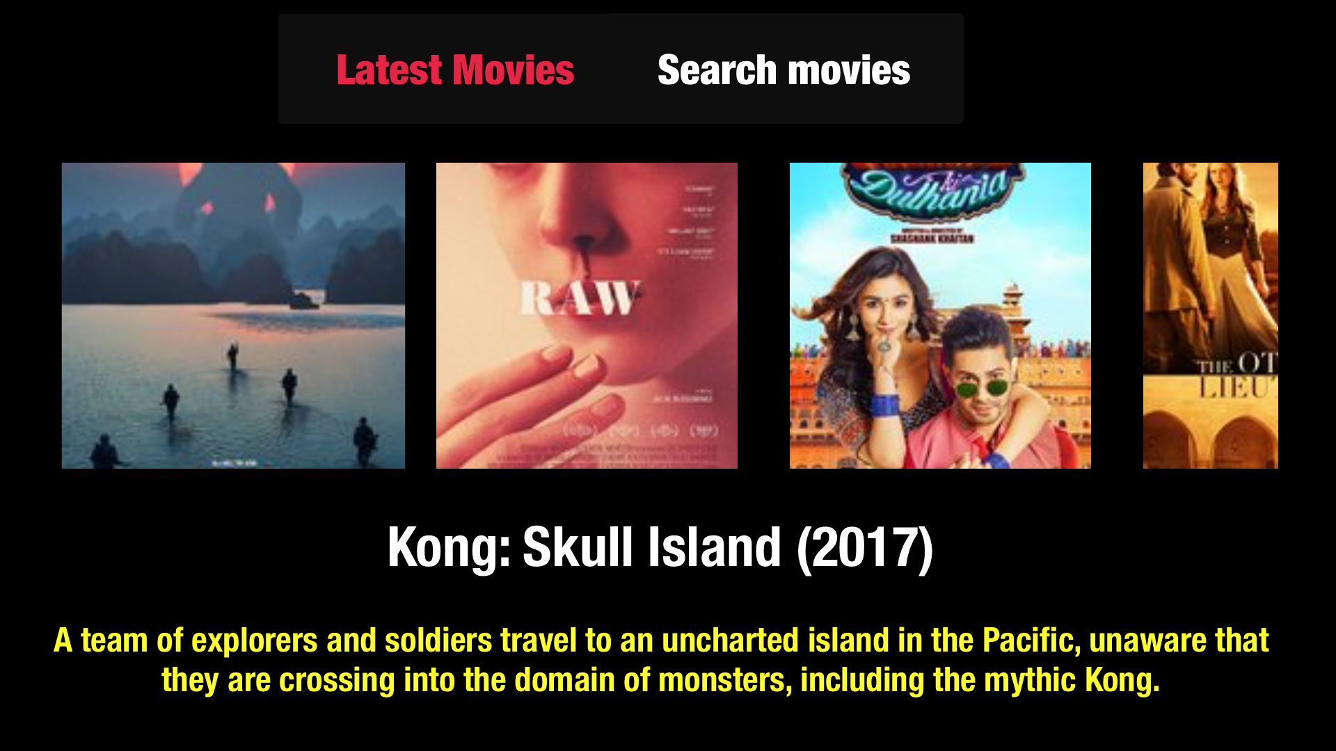 Movies Hub - Latest, Upcoming and Search Any Movie screenshot 9