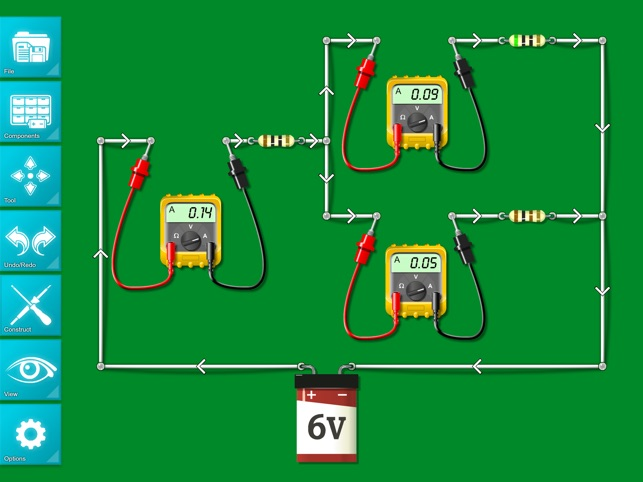 Ipad Electronic Circuit Builder - Wiring Diagram Services •