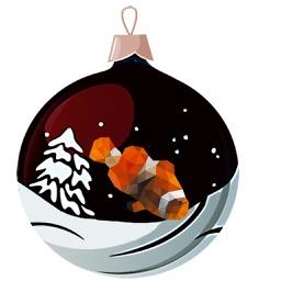 Christmas Ornaments Animated - Fantastic Sea