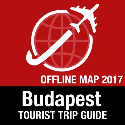 Budapest Tourist Guide + Offline Map