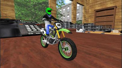 Office Bike Stunt Racing Sim-ulator screenshot one