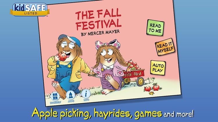 The Fall Festival - Little Critter
