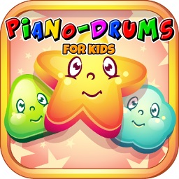 Piano & Drums Band For Kids