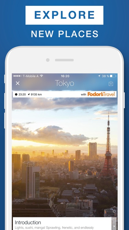 Tokyo - Travel Guide & Offline Map screenshot-0