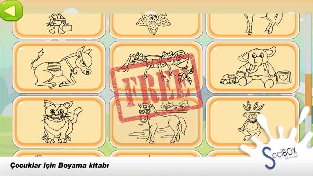Hayvan Oyunları Hayvan Boyama Oyunu App Storeda