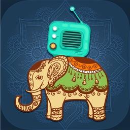 Indian Radio Broadcasting Recording-Studio Stream