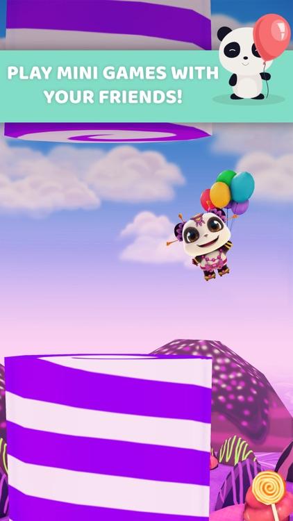 Panda Bear: Talking Tiny Virtual Pet screenshot-3