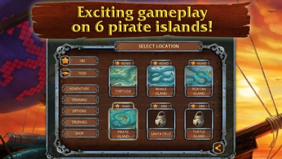 Griddlers Legend of the Pirates | App Price Drops
