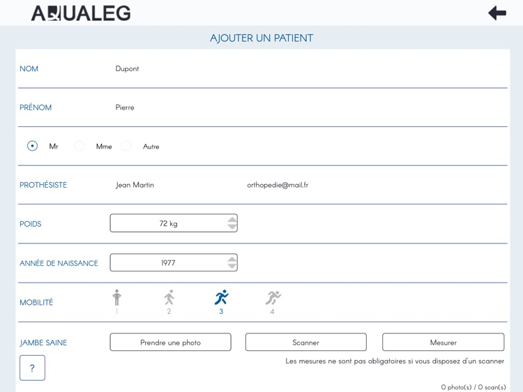 Aqualeg screenshot-3