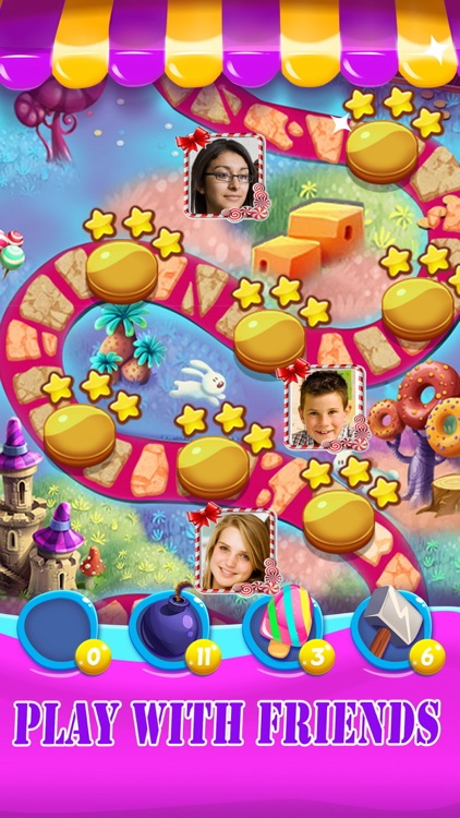 Candy Sweet : best match 3 puzzle game screenshot-3