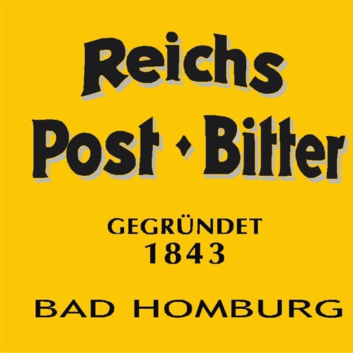 Reichs Post Bitter