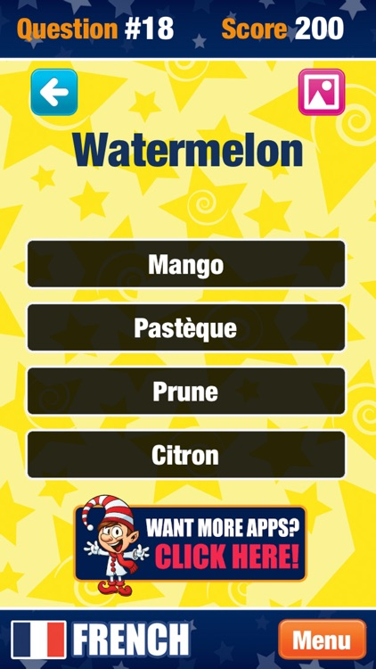 Learn French Words and Pronunciation screenshot-4