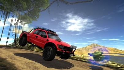 4 × 4 越野汽车驾驶模拟器 山卡车 App 截图