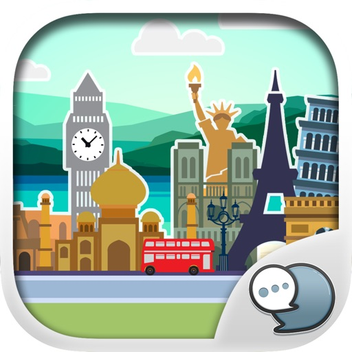 Architecture Emoticons Stickers Keyboard ChatStick iOS App