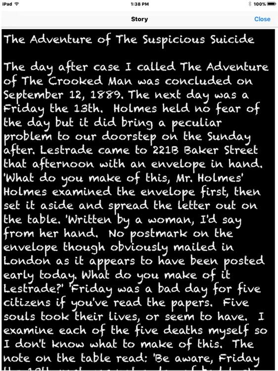 Sherlocks Logic Puzzles 4