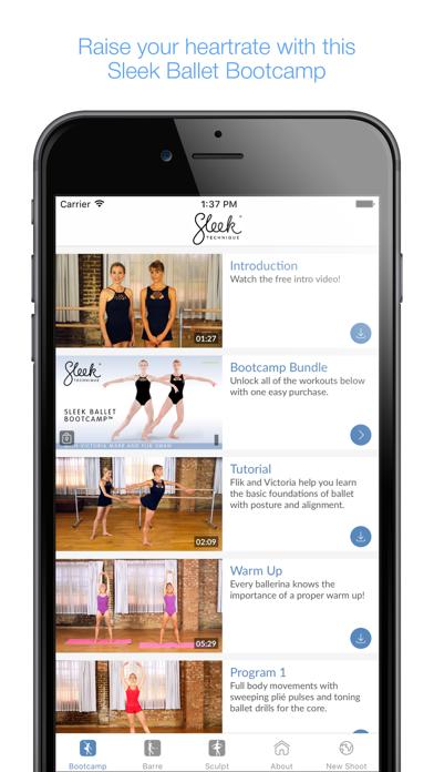 Sleek Technique - Sleek Ballet Video Collectionのおすすめ画像1