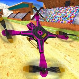 Drone Racing Flight Simulator 3D