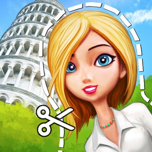 Selfie Maker - fake location with landmark photos