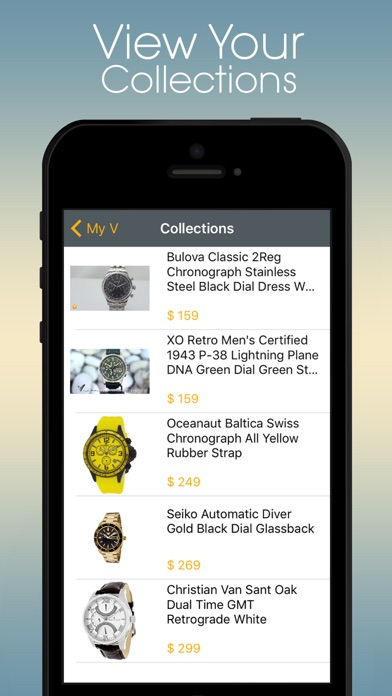 MyVApp: Video Shopping App screenshot two