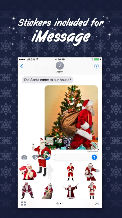 Catch Santa Claus in my house for Christmas screenshot-3