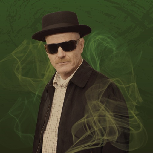Breaking Bad - Official TV Series Stickers
