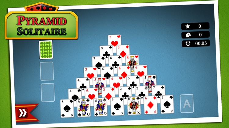 Pyramid Solitaire screenshot-0