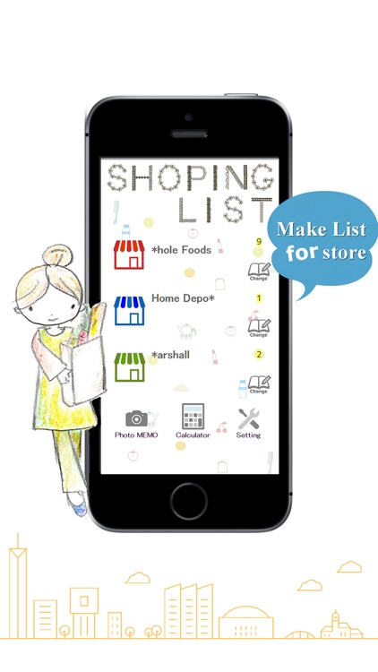 Shopping List Apps screenshot-0