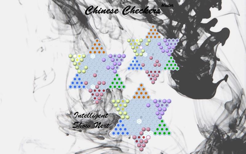 Chinese Checkers Master screenshot 3