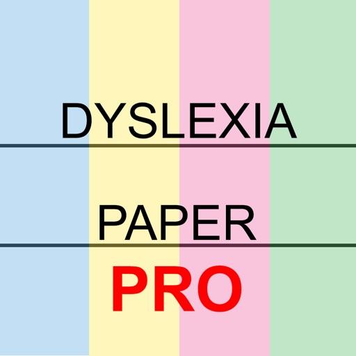 Dyslexia Paper Pro