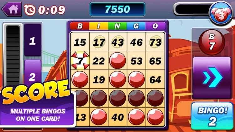 Bingo Blast! screenshot-1