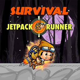 Jetpack Pilot Survival Run
