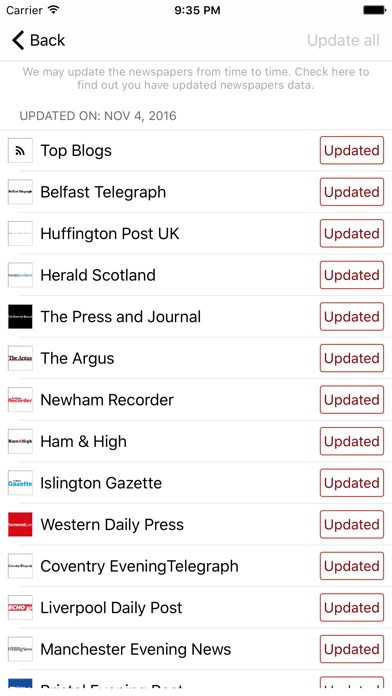 Uk Newspapers Plus - Daily News From The UK-3