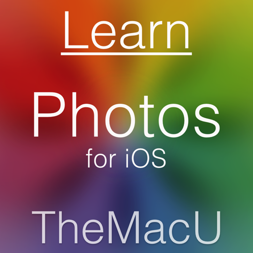 Learn - Photos for iOS Edition