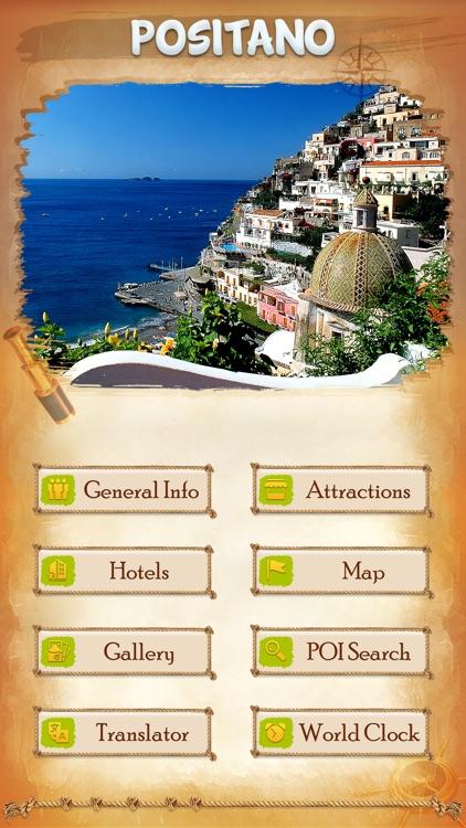 Positano Travel Guide