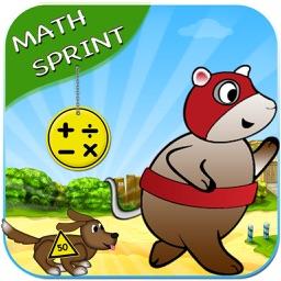 Math Sprint for iPhone/iPad