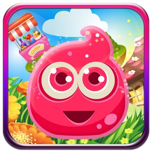 Jelly Bounce Avoid the police & Escape Candy Land iOS App