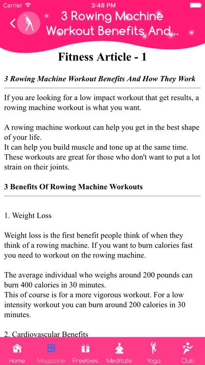 Shoulder band workout
