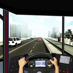 Racing In Bus - Traffic Racer