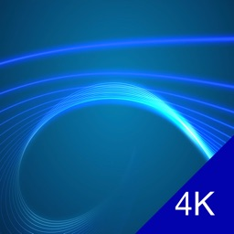 Abstract 4K - Dynamic Ultra HD Artwork and Weather