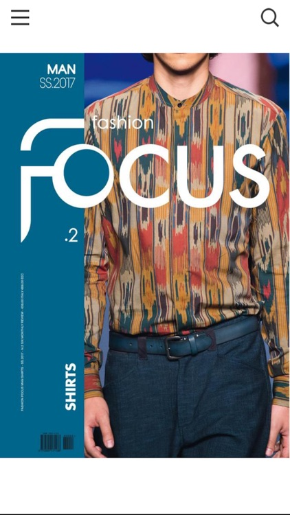 Fashion Focus Man Shirts