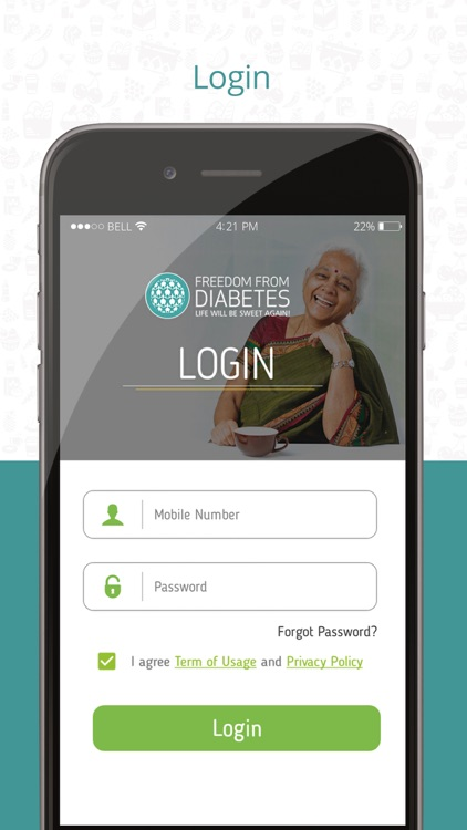 Freedom From Diabetes App