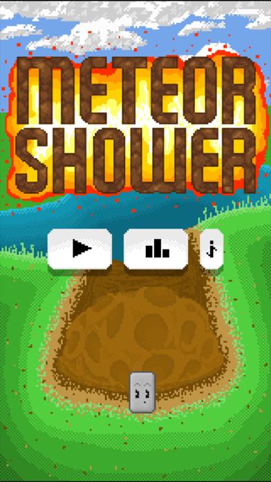 Meteor Shower - Endless Arcade Jumper