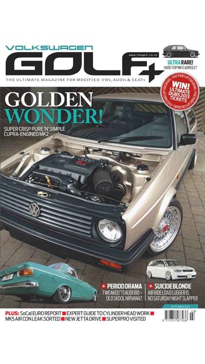 Volkswagen Golf + Magazine screenshot-4