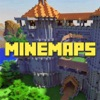 Maps for minecraft PE & Minemaps Reviews