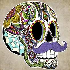 Sugar Skulls Wallpapers 9