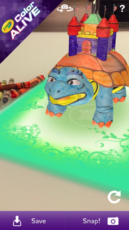 Crayola Color Alive screenshot-4