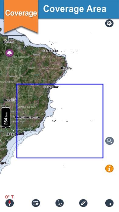 São Sebastião - Salvador Chart screenshot two