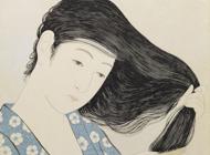 Goyo Hashiguchi Artworks Stickers