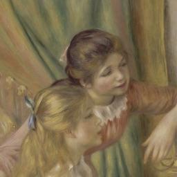 Renoir Artworks for iMessage